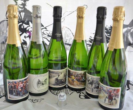 Winkel koerse Champagne